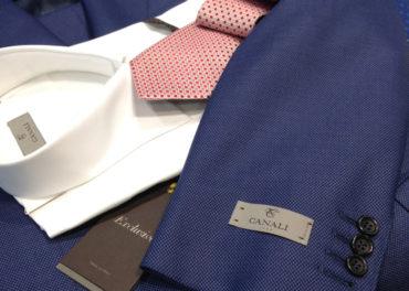 Canali Michael F. Man Luxury Wear